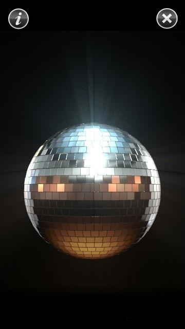 Offscreen Disco Ball Touch v.1.0