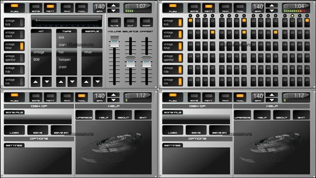 Drum Machine v1.0