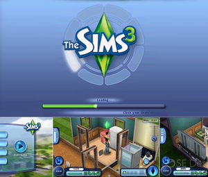 Sims 3 HD Full for S^3