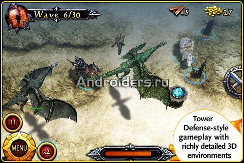 The Lord of the Rings: Middle-earth Defense HD