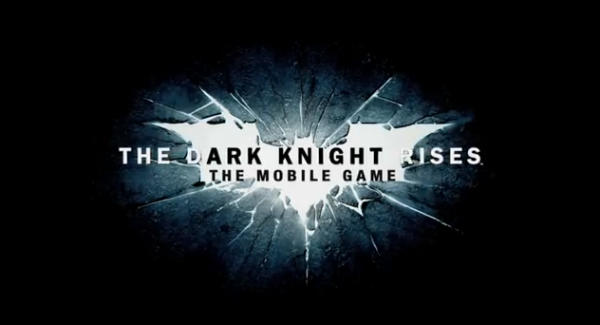 Java игра The Dark Knight Rises 240х400