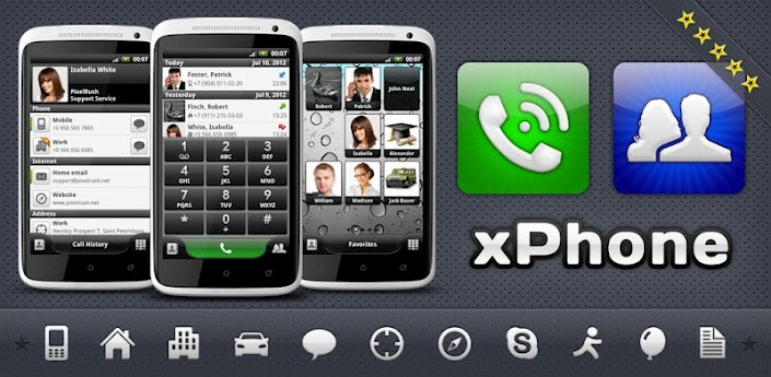 xPhonePro – Phone & Contacts 2.6.1
