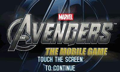 Java игра The Avengers: The Mobile Game Русская версия