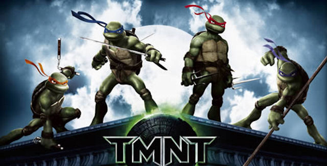 Teenage Mutant Ninja <b>Turtles</b>