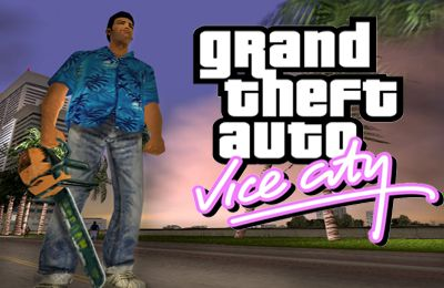 Grand Theft Auto: Vice City [+iPad]