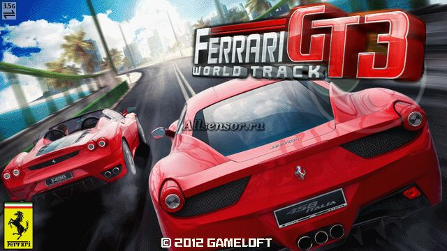 Ferrari GT3: World Track