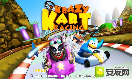 Krazy Kart Racing [Android]