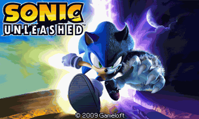 Sonic unleashed [400x240] [RuS]