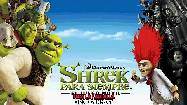 Shrek Forever After (Landscape)